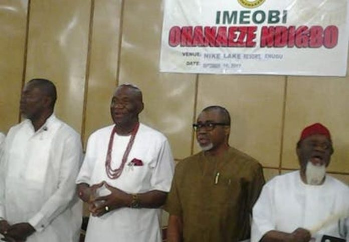 2023 - Imeobi Forum Canvasses Support For Igbo Presidency