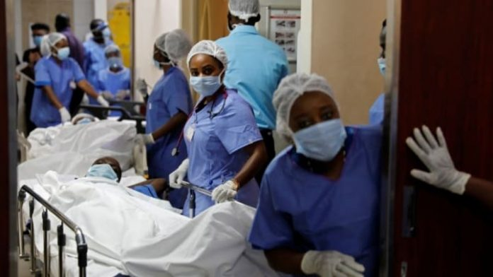 25 Ebonyi Health Workers Test Positive For COVID-19