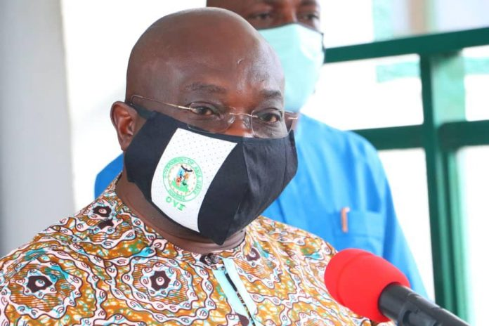 Abia's Ikpeazu reassures on completion of ongoing road projects