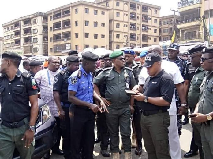 Anambra Police Clamp Down On Illegal COVID-19 Task Force