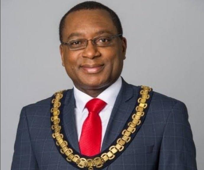 Anambra State Govt Congratulates First Black VC Prof. Charles Egbu