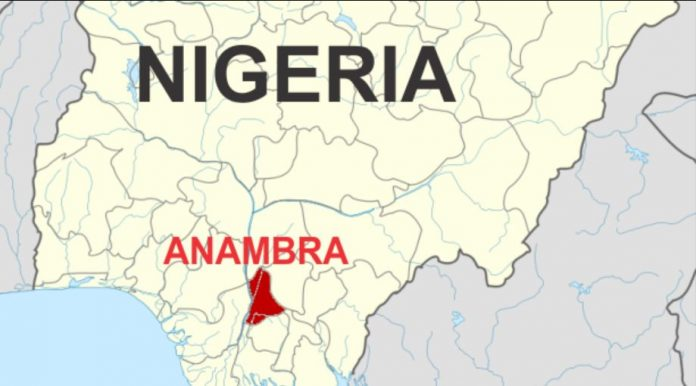 Anambra - Tension As man's Corpse Is Deposited In Front Of Palace