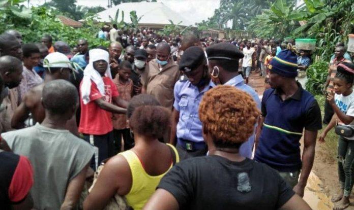 Angry Imo Youths Set Houses Ablaze Over Ritual Murders