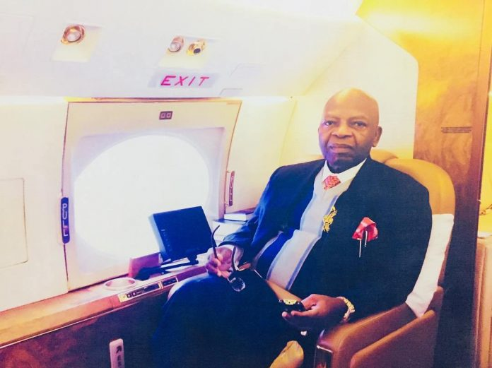 Arthur Eze - Anyim Is The Worst Senate President In Nigeria's History
