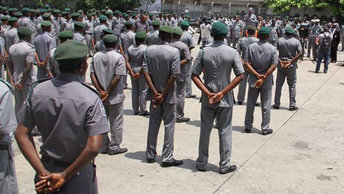 Customs Seize ₦91m Contraband in Imo State