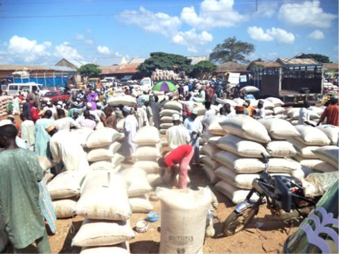 Enugu Residents Turn To Local Rice As Price Of Foreign Rice Soar