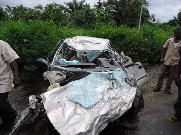 Five Vehicles Crash In Anambra, Two Killed
