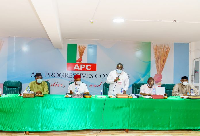 Gov Uzodinma, Others Appoint Gov Yahaya As Ondo APC Chair