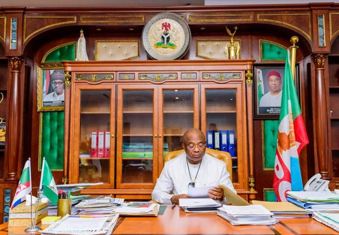 Gov. Uzodinma - Beating Ghosts At Their Own Game