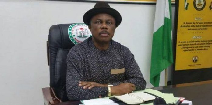 Governor Obiano Blasted Over Suspension Of Monarch