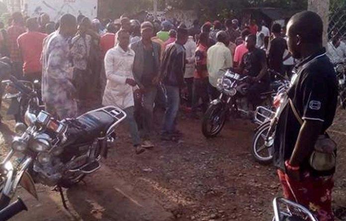 Imo - Mega Protest Over Okada Man Killed By Police
