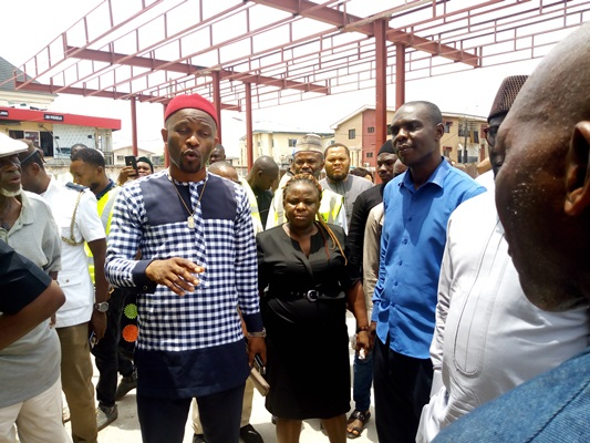 Imo - OCDA Swings Into Action Over Illegal Structures In Owerri