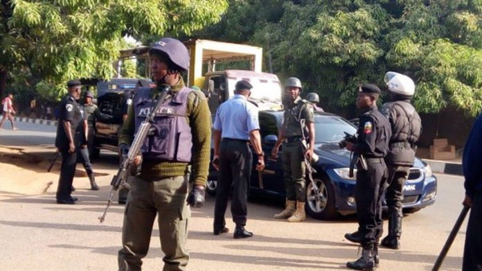 Gun Battle In Anambra: One Robber Dead, As Police Foil Robbery