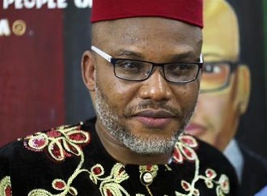 Herdsmen: Nnamdi Kanu Reacts As Presidency Battles Akeredolu