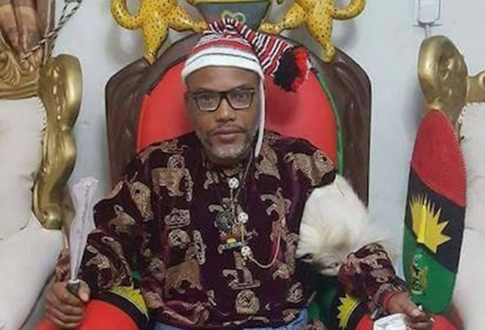 No Security Outfit Outside ESN Will Operate In Igboland – Kanu