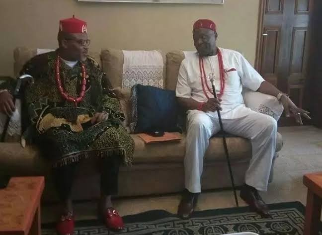 Nnamdi Kanu Retracts Threat On Nwodo, Settles Feud