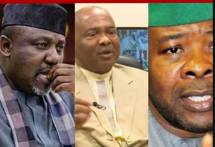 2020: The Political Power Play In Imo And Its Actors