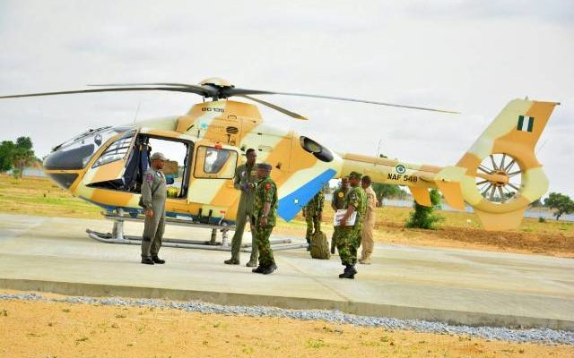 Politics of Land and the Airforce in Enugu