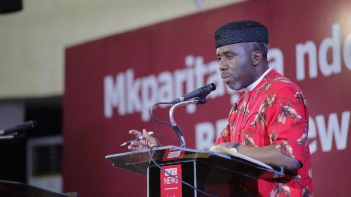 Uzodinma Suit - Uche Nwosu Denies Alignment With RAP