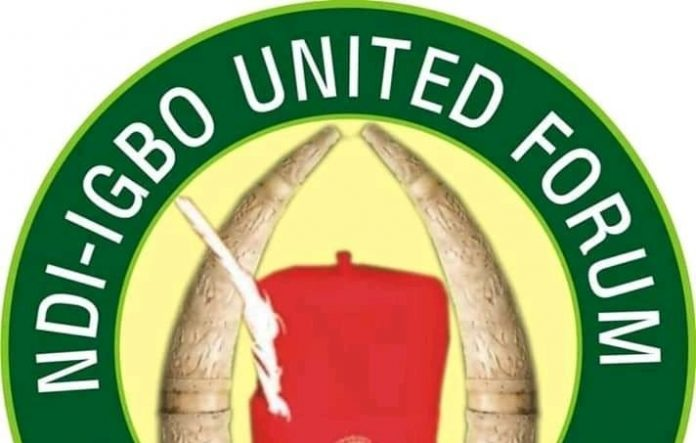 2023 - Group Calls Ndigbo To Unite To Produce President