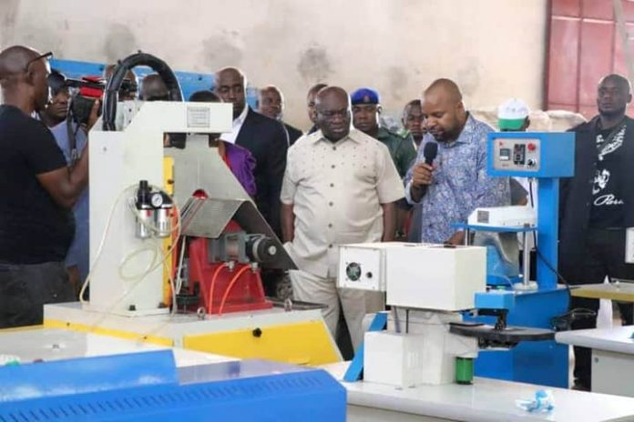 Aba Automated Shoe Factory Is Best In Nigeria – Technical Partner