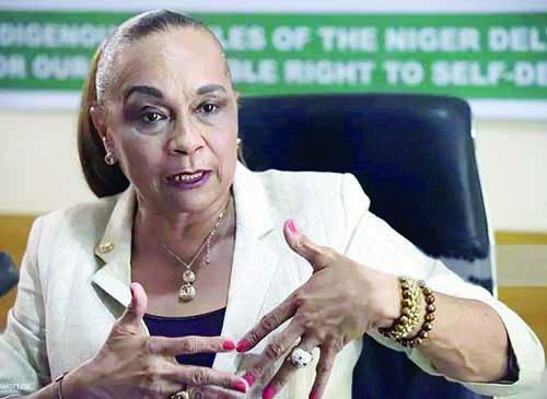 Activist Annkio Briggs Speaks On The Killing Of IPOB Members