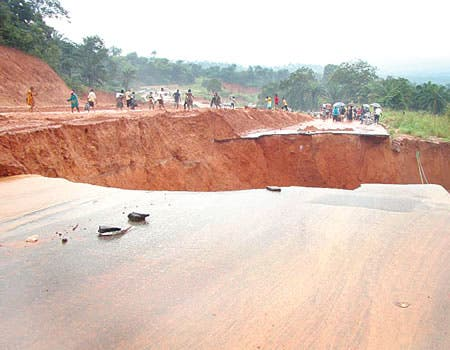 Erosion Sacks Owerri Residents As Families Seek Govt Intervention
