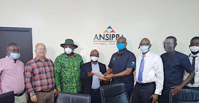 Anambra Govt Presents Certificate Of Occupancy To M-P Infrastructure Ltd