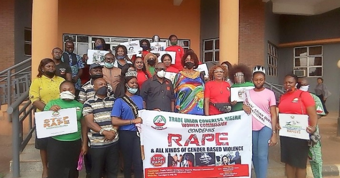 Anambra To Continue Fight Against Rape, Says Commissioner