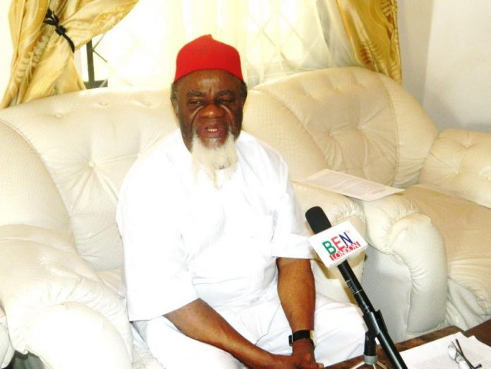 Anambra PDP Faults Ezeife Over Governorship Zoning