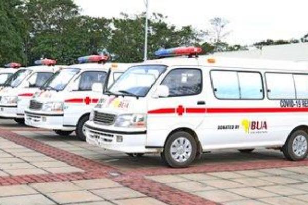 COVID-19 -BUA Donates 3 Automatic Ambulances To Abia State