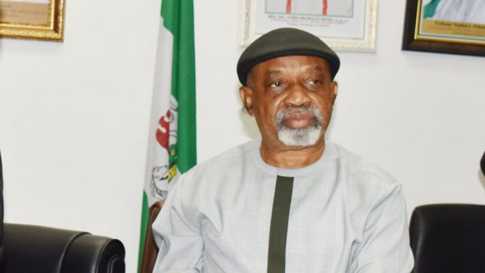 Ngige And The Fight Against 'Gate Crashers' In Anambra APC
