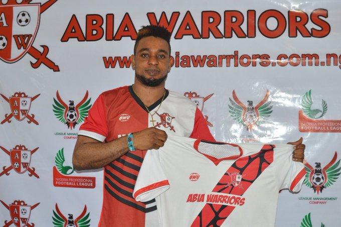 Done deal - Olorunleke Ojo now Abia Warriors player