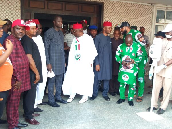 Ebonyi PDP Holds Primaries Amid Tight Security