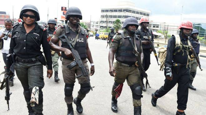 Ebonyi State Task Force Members Arrested For Brutalising Rider