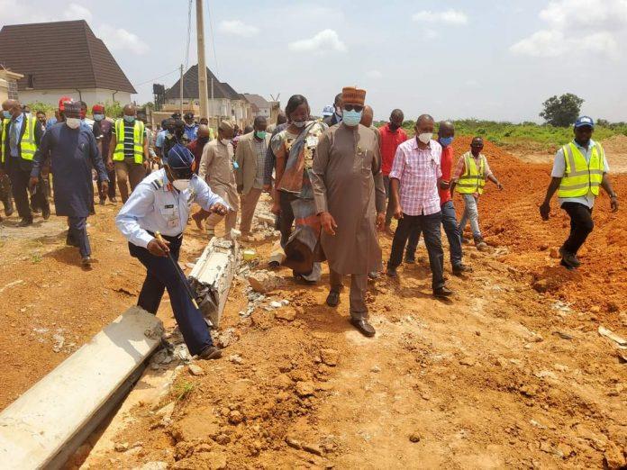 Enugu Airport Fence Destruction - FG Vows To Prosecute Perpetrator