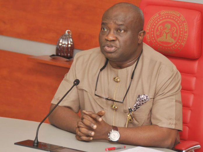 Odumeje: Abia Gov Ikpeazu Suspends His Chief Of Staff