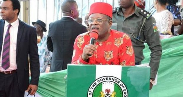 2023 Presidency Behind Umahi's Reported Defection Move