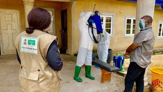 Group Gives Palliatives To Community In Afikpo, Ebonyi