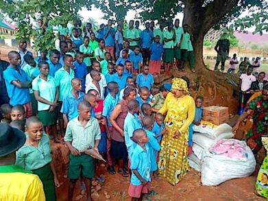 How Mrs Obiano Transformed Anambra's Children With Special Needs