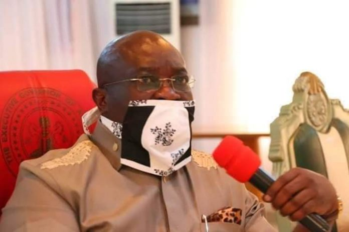 Ikpeazu Reveals Why His COVID-19 Case Was Handled At Abuja
