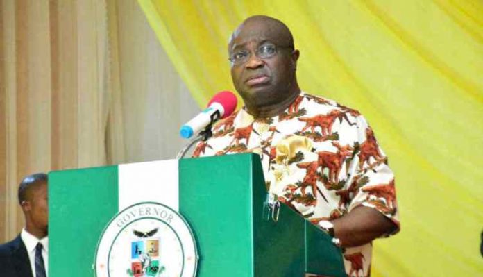 Abia: Ikpeazu To Commission Osusu Road On Monday