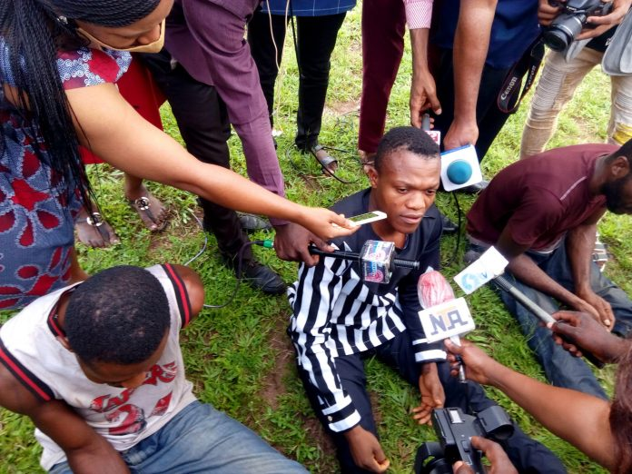 Police Arrest 9 For Armed Robbery, Cultism In Enugu