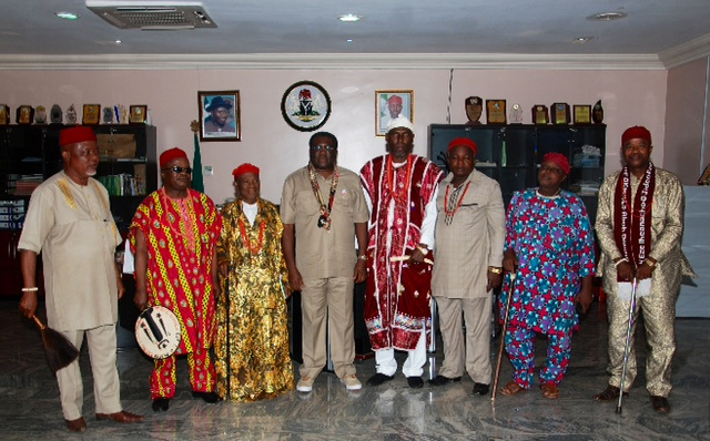 Imo Traditional Council Denounces Monarch Involved In Kidnapping