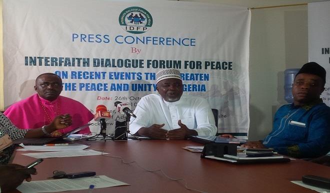 Interfaith Dialogue Forum For Peace Feeds 500 Ebonyi IDPs