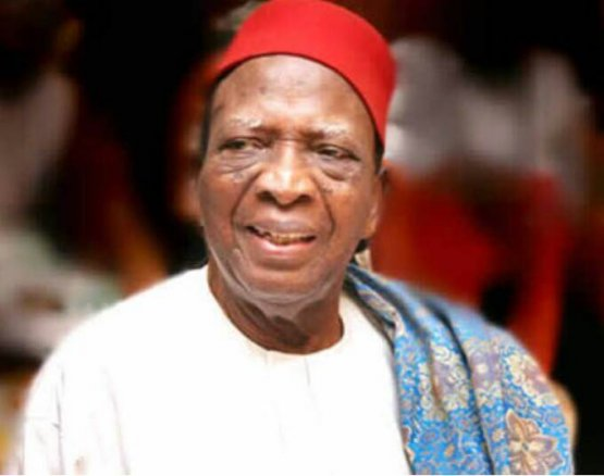 It's Restructuring We Want, Not Presidency - Nwabueze