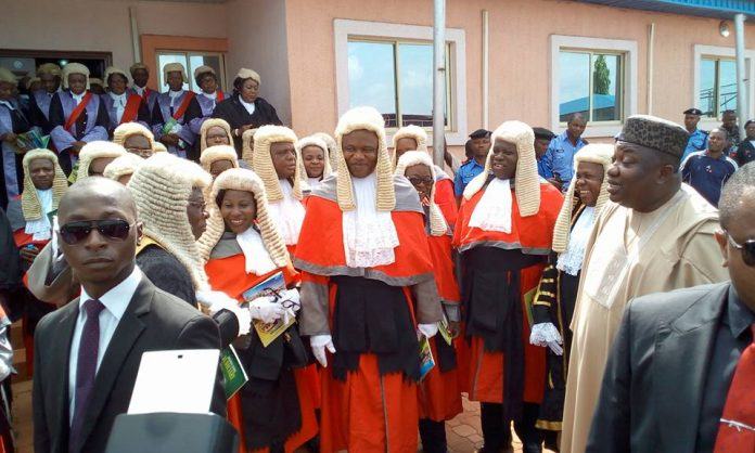 Multiple Scandals Rock Enugu State Judiciary