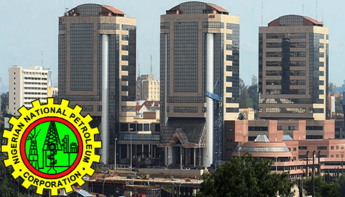 NNPC Guards Protest Unpaid Salary Arrears In Enugu