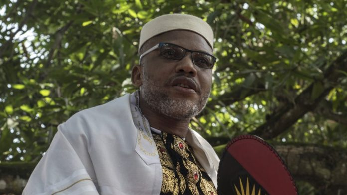 Kanu Reacts To Move To Install Sarduana In Otukpo, Issues Warning