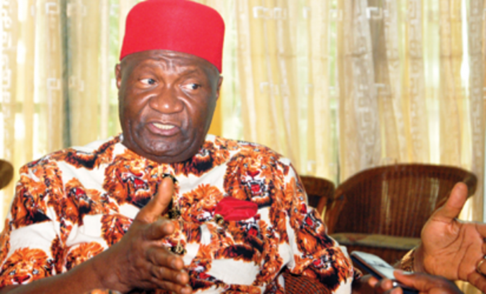 Ohanaeze NEC Grants Nwodo Confidence Vote